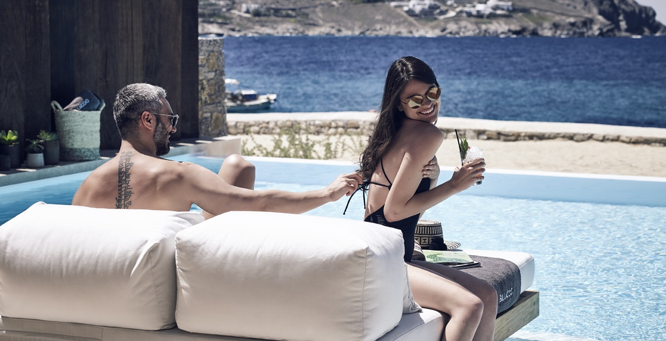 Bill and Coo Hotels Mykonos