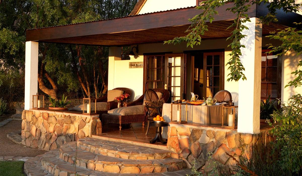 Bushmans Kloof Wilderness Reserve and Wellness Retreat