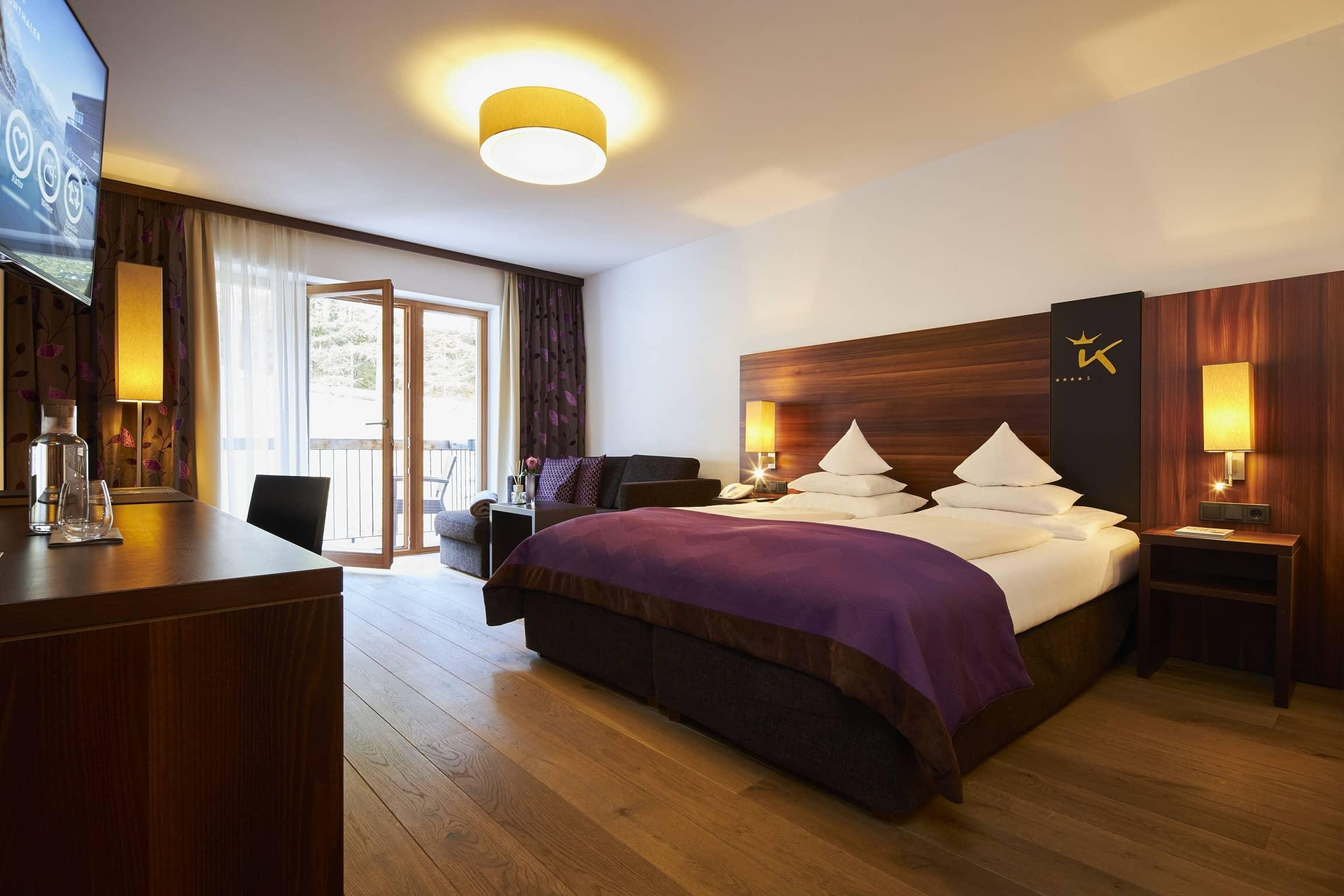 Das Kronthaler Hotel