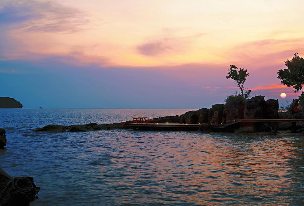 Six Senses Krabey Island